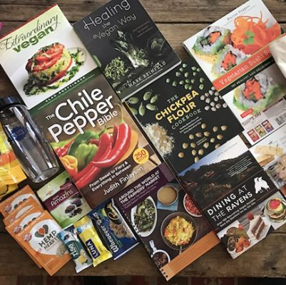 December readers' sweepstakes: Win an Instant Pot + 7 veg cookbooks