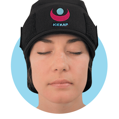 Featured migraine-friendly product: IceKap
