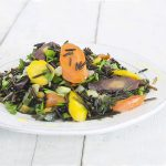 Wild rice and carrots from The Migraine Relief Plan by Stephanie Weaver (Surrey Books, 2016)