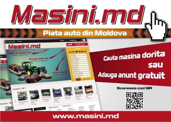 Masini.md Piata auto din Moldova