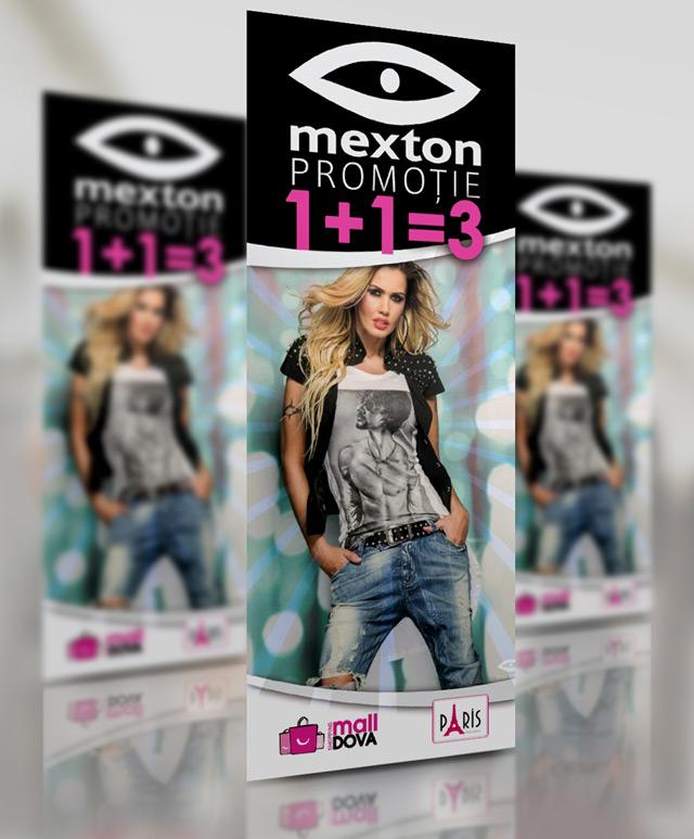 Mexton Promotie 1+1=3