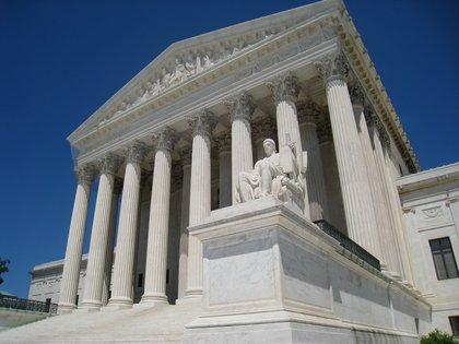 Supreme court blue sky