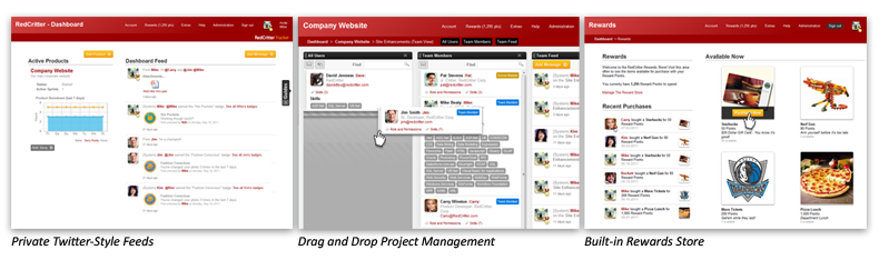 RedCritter Tracker - Agile Project Management