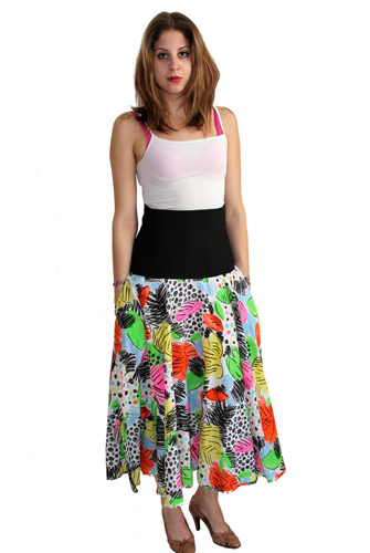 Color Me Happy Skirt