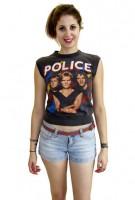 The Police Sleeveless Sweatshirt