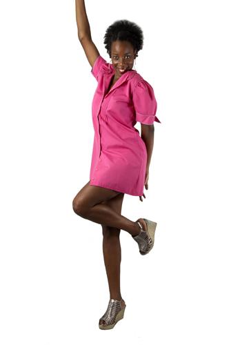 Hot Pink Mama! Dress