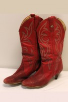 Red Hot Gloria V Boots