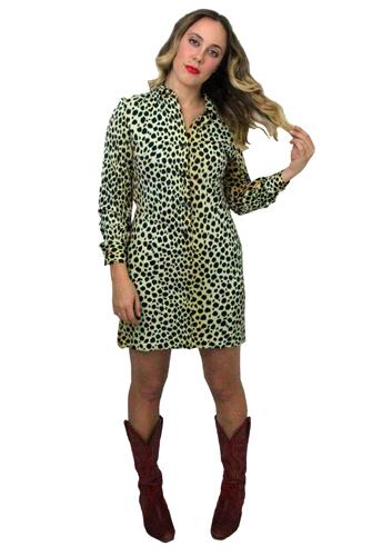 Hot Tamale Leopard Dress!