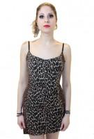 XXX Leopard Slip