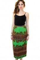 Amaze Me Green Skirt