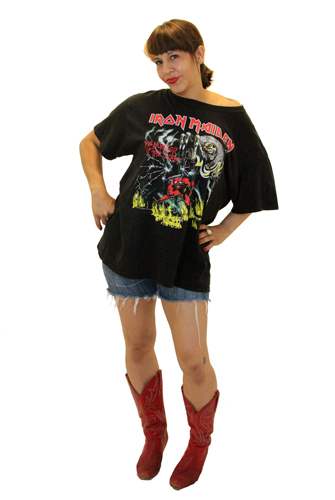 Iron Maiden 666 T-Shirt