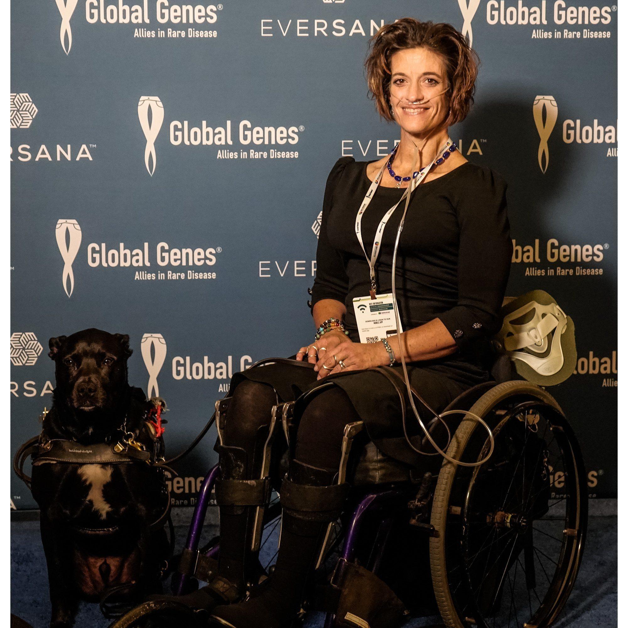 Deborah Vick, Reeve Foundation Advocate