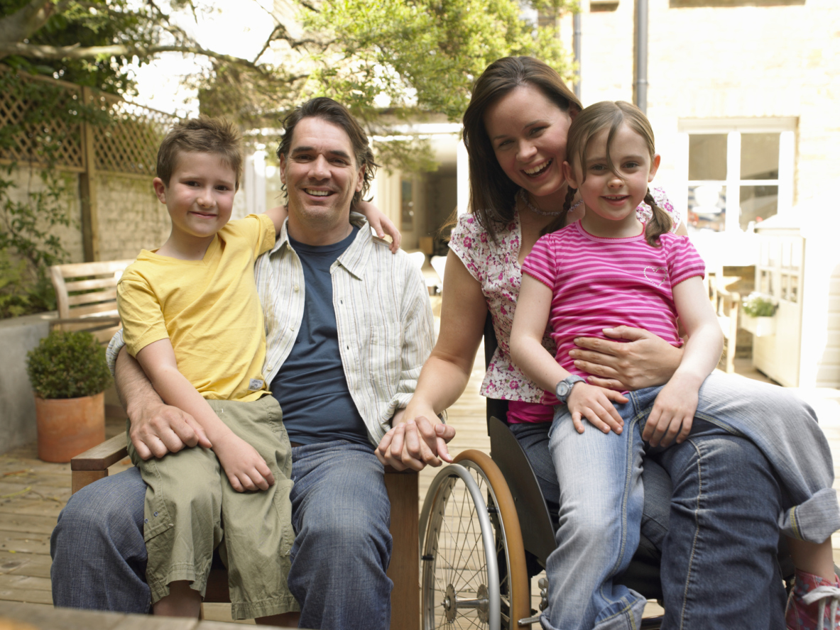 how to become a foster parent for disabled person