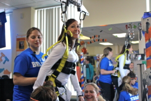 Walk to Victory Over Paralysis next weekend