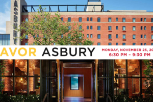 Join the Reeve Foundation's latest #AccessAsbury Event: Savor Asbury