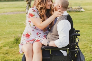 Why dating (or marrying) a guy in a wheelchair is the next big thing | Brooke Pagé (WAGS of SCI)