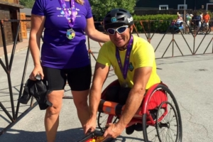 A letter for the woman whose husband just became paralyzed | Reeve blogger Heather Krill