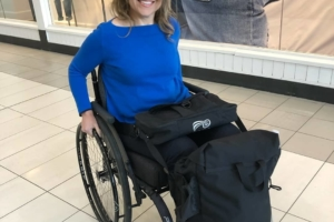 Creating a business from my wheelchair: no one else would hire me, so I hired myself!
