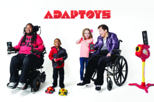 Introducing Adaptoys