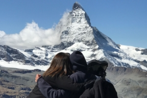 ​My recent awe- some Swiss adventure