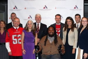 "Newroads Financial Group holds ""An Evening with Eric LeGrand"""