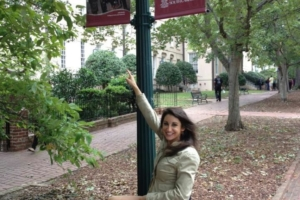 The recalculated route   Guest Blogger Julia Rodes