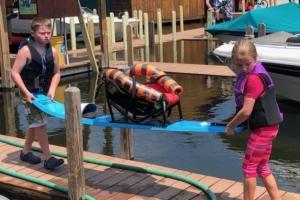 Summer recreating, skill building and memory making