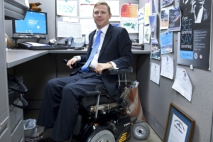 Election season equals employment opportunities for the disability community