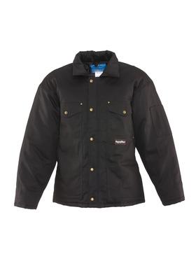ComfortGuard Denim Utility Jacket