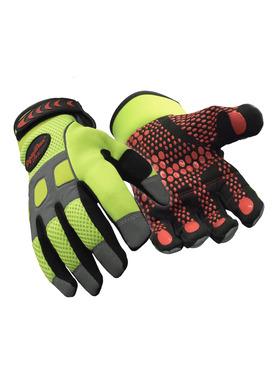 HiVis Super Grip Glove