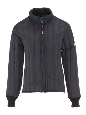 Women's Vertical Puffer Jacket
