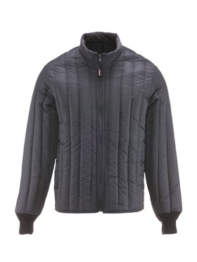 Vertical Puffer Jacket