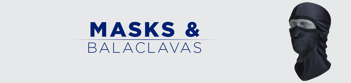 Masks & Blaclavas