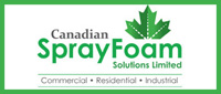 Canadian Spray Foam Solutions Ltd.