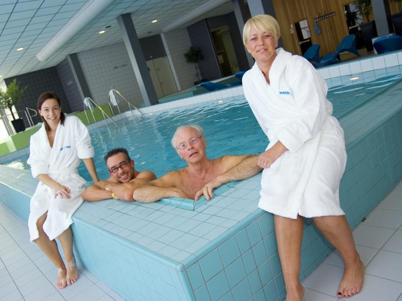 Healthcity waalwijk all inclusive in waalwijk regiofitness for Sauna waalwijk