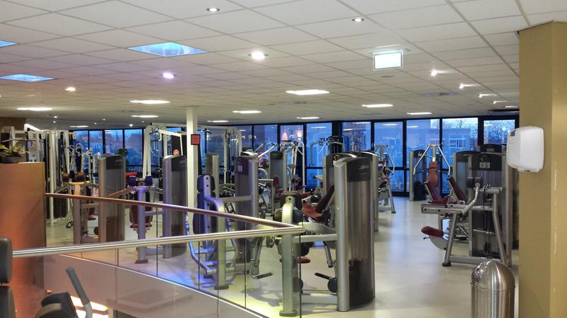 fitness plaza oss