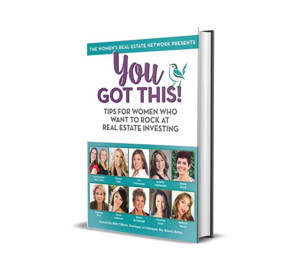 HAVE YOU WANTED TO MEET WOMEN WHO ARE KICKING BUTT IN REAL ESTATE? Ever wonder how women innovators and revolutionaries are making their real estate business go further faster?