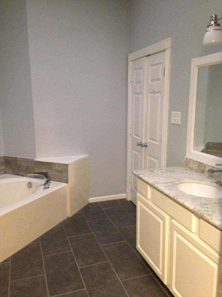 Sugar Land Bathroom Remodeling Contractor Toilet In Shower Area