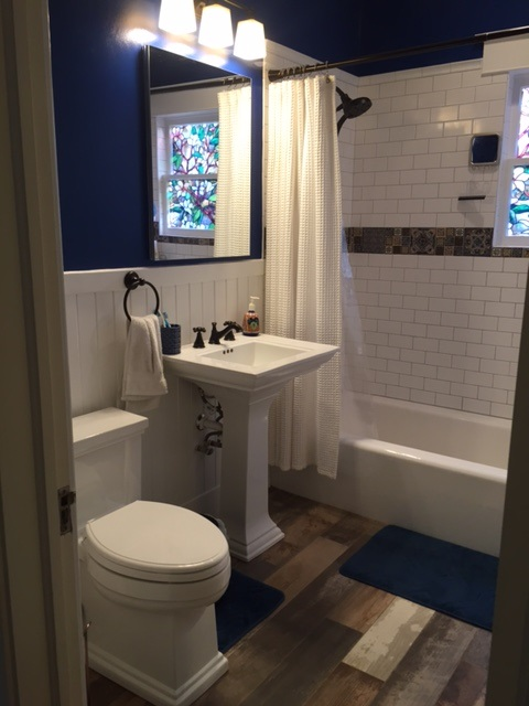 Houston Bathroom Remodeling Contractor Montrose Vintage HomeBase - Bathroom renovation houston