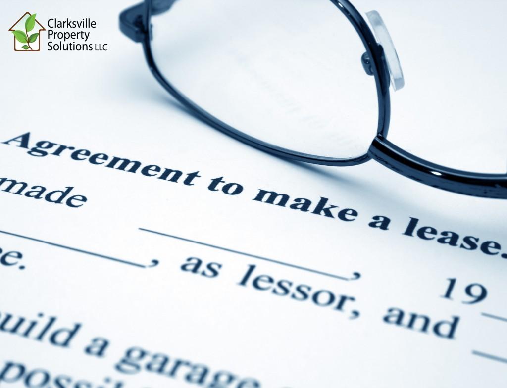 LeaseOption - Blog - Clarksville Property Solutions LLC