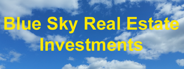 Blue Sky Real Estate Investments