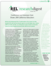 New Issue of REL West Research Digest