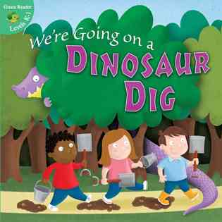 We're Going on a Dinosaur Dig