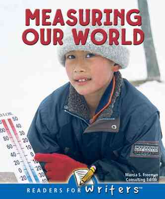 Measuring Our World