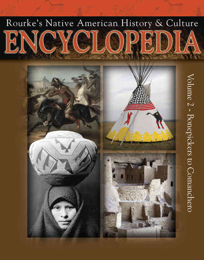 Native American Encyclopedia Bonepickers To Camanchero
