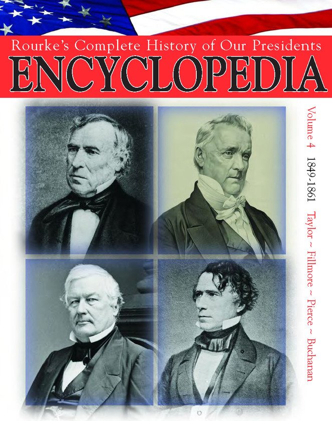 President Encyclopedia 1849-1861