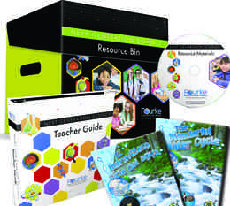 NGSS Reading Bin - Fourth Grade English