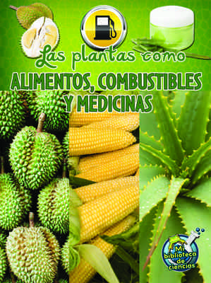 Las plantas como alimentos, combustibles y medicinas (Plants as Food, Fuel, and Medicines)