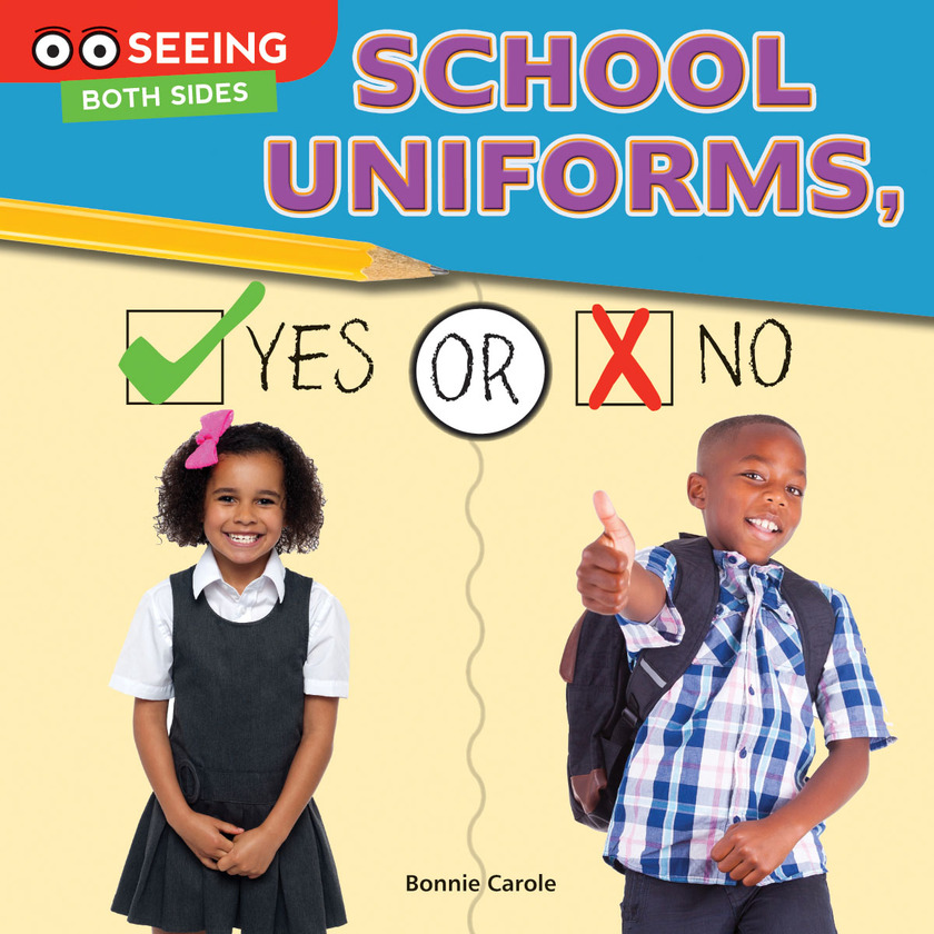 why school uniforms should stay in Debate about should school uniform be banned: yes or no.