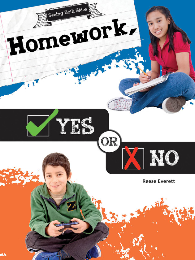 homework yes or no essay